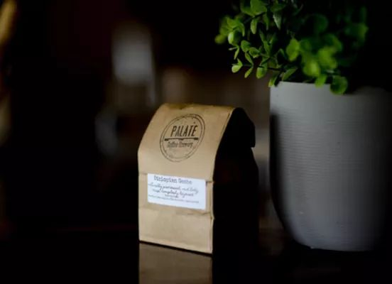 one pound bag of palate coffee